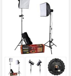 Комплект студийного оборудования Rekam