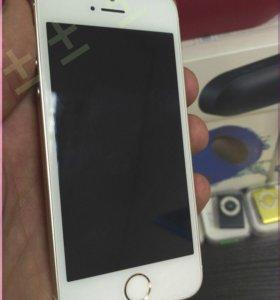 iPhone 5S 100% оригинальный , гарантия