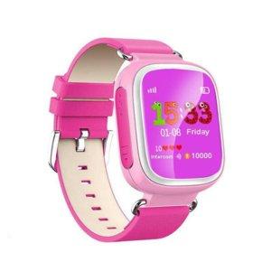 Детские часы телефон q80