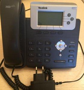 Телефон Yealink sip-t22