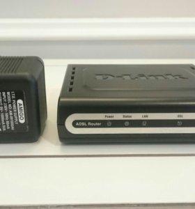 ADSL Router D-Link DSL-2500U