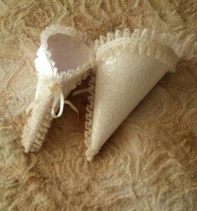 Кульки свадебные для лепестков роз