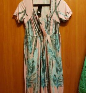 Платье летнее новое,р.44-46