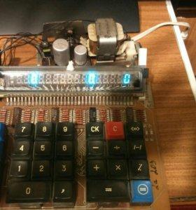 Советский калькулятор