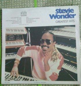 Виниловая пластинка Stevie Wonder. Great Hits