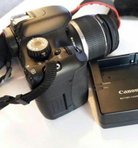 Зеркальный фотоаппарат Canon EOS 550D Kit 18-55