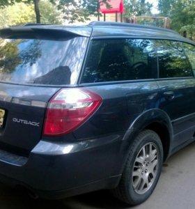 Subaru outback b 13 2007 2.5 AT