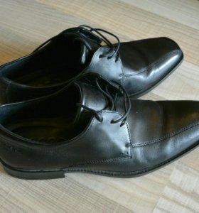 Туфли ботинки мужские ECCO, 42 размер
