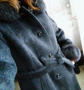 Зимнее пальто в отличном состоянии