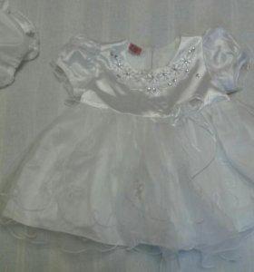 Платье + трусики