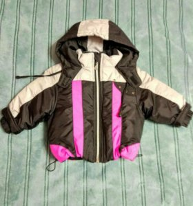 Курточка на девочку 1-1,5года