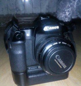 Фотоаппарат canon 40d
