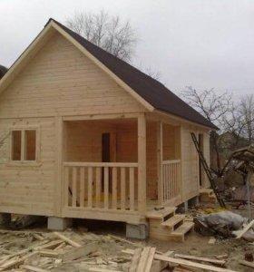 Каркасный дом под ключ