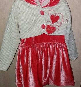 Платье для принцессы (2года)