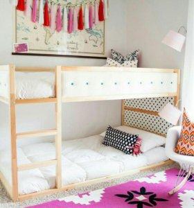 Кроватка Кюра
