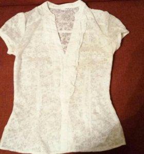 2 летних блузки