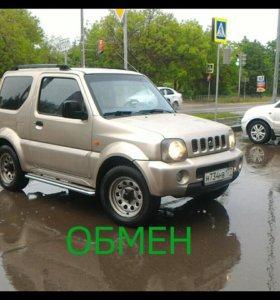 Suzuki Jimny 1.3Mt 2002