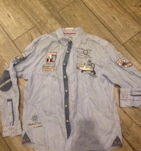Мужская НОВАЯ рубашка