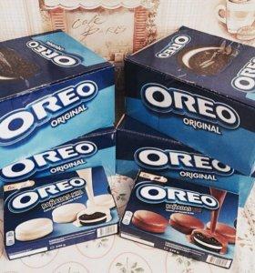 Печенье Oreo в шоколаде