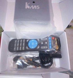 Android TV Box. Invin KM5.