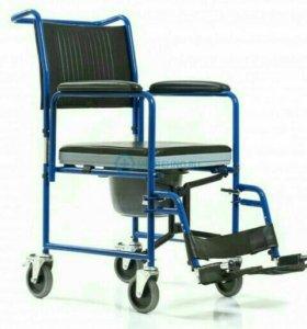 Срочно!Кресло с санитарным оснащ.