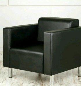 кресло экокожа