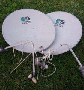 Спутниковая антенна General Satellite