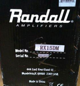 Комбоуселитель RANDALL RX15DM