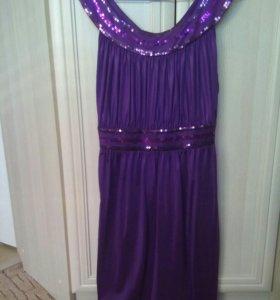 Платье женское вечернее