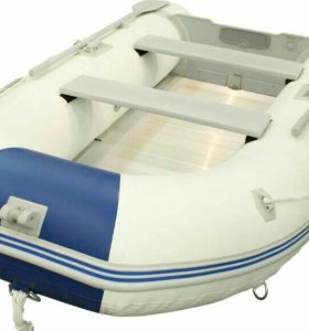 Лодка Raffer Luxe-310 с мотором Waterman