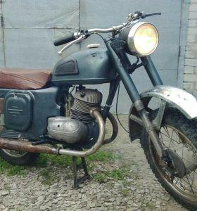 Мотоцикл ковровец