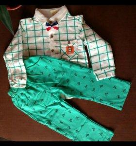 Новая одежда на мальчика