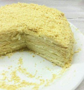 Домашние торты, кексы из натуральных ингредиентов