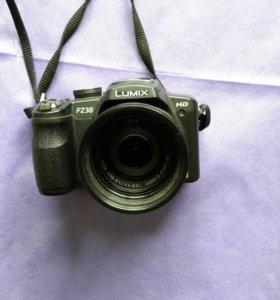 Фотоаппарат Lumix DMC fz38
