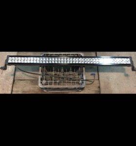 Светодиодная балка LED 240W (80 диодов по 3 ватта)