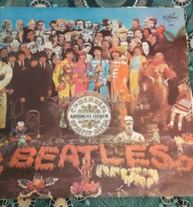 The Beatles винил