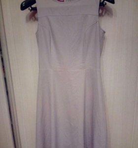Платье раз.46-48(L) светло-розового цвета