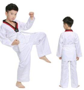 Тэйквандо костюм на ребенка