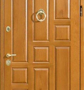 Двери от производителя с отделкой мдф