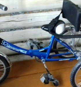 Велосипед для детей ДЦП