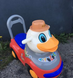 Детская машинка-игрушка