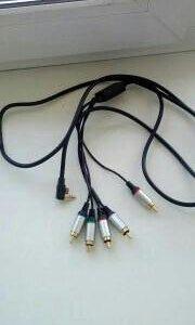 Продам шнур подключение PSP к телеаизору и другие