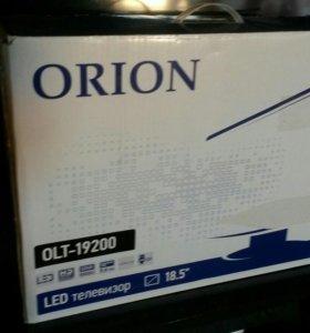 Led - Телевизор Orion. 50 см.