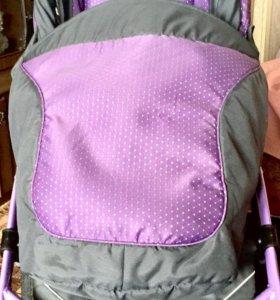 Детская коляска Naomi Expander 2in1