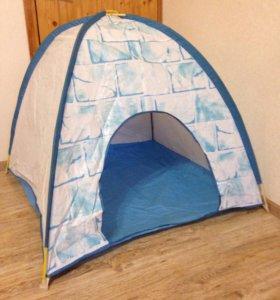 Детская палатка домик игровой