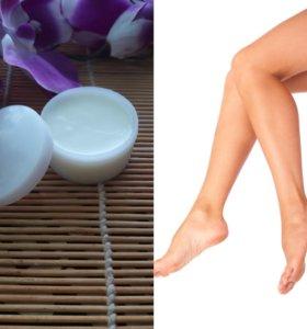 Крем для ног с экстрактом конского каштана
