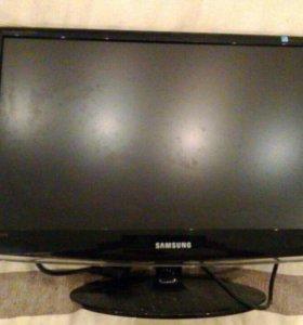 ".Samsung 23""tv-монитор."