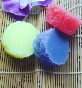 Мыло с фруктовыми ароматами