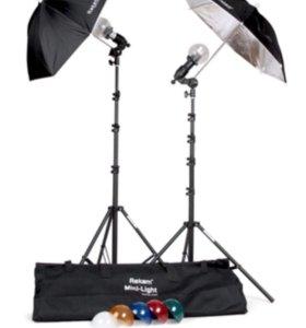 Фото комплект студийного оборудования Rekam
