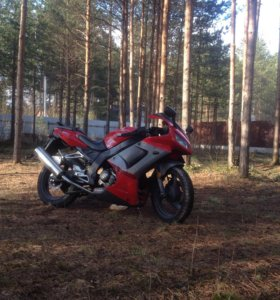 Мотоцикл patron sport250